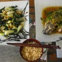 Chinese-Style SteamedFish