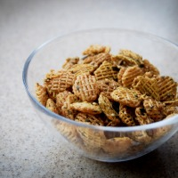 Crispix Arare – Japanese Style Party Snack Mix