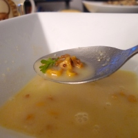 Chilled Corn Velouté