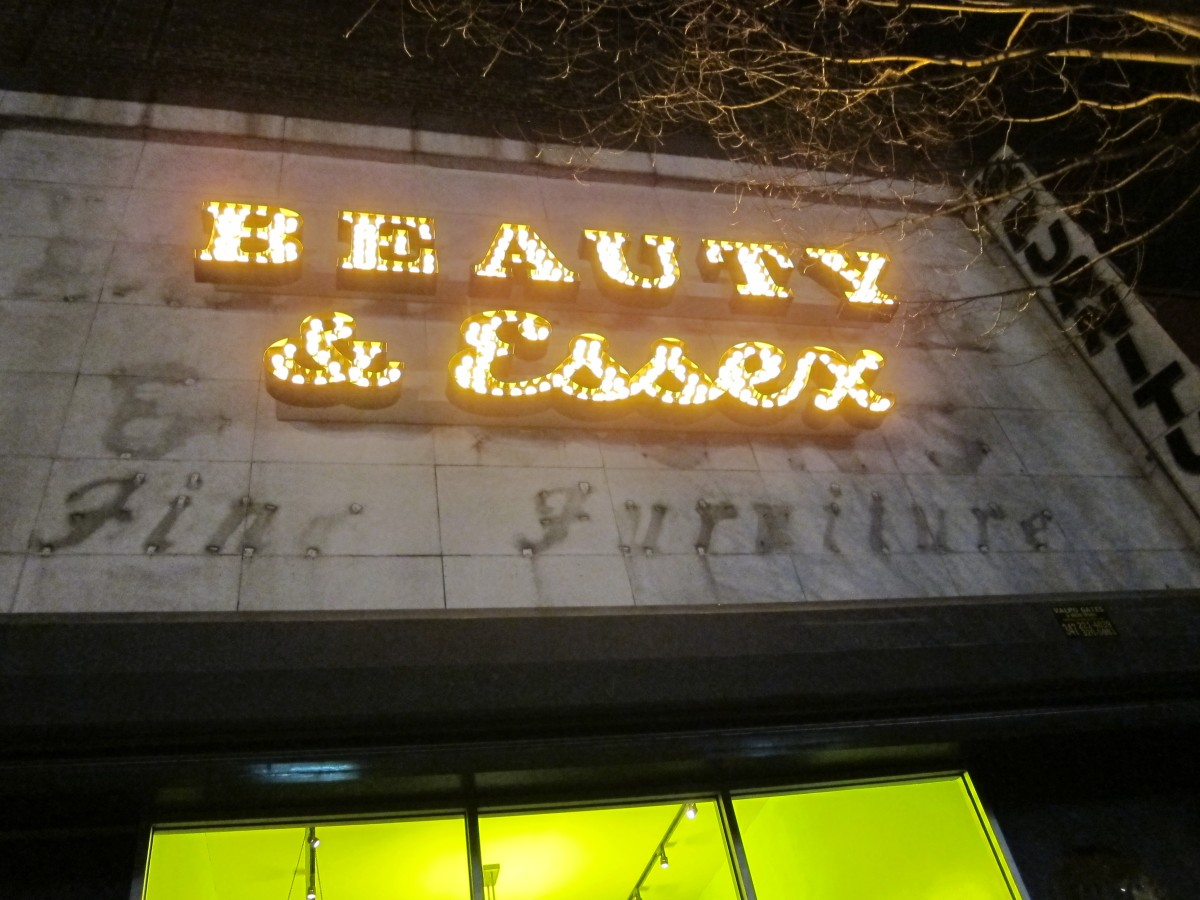 Beauty & Essex, NYC