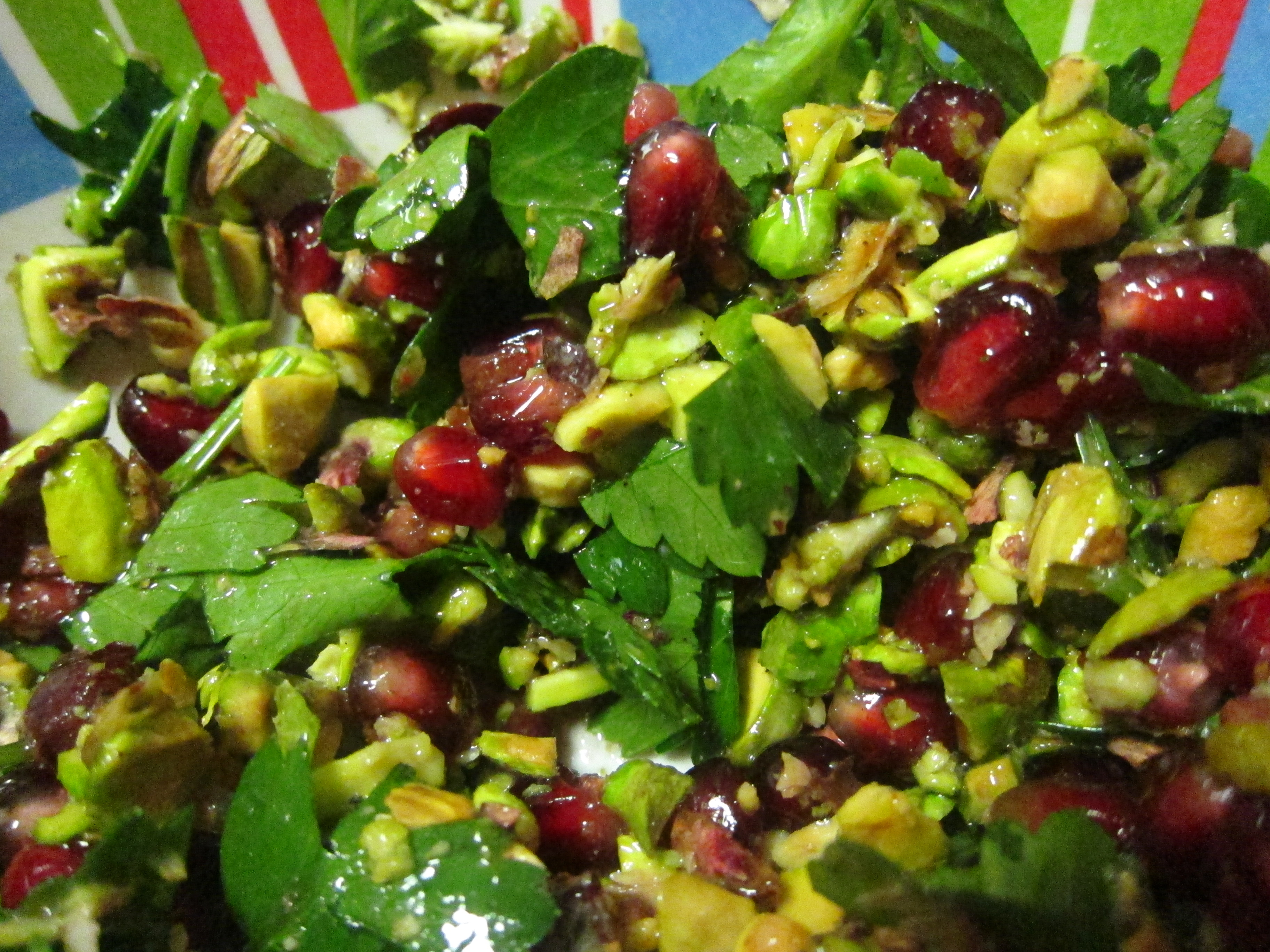 Pomegranate Relish | food comas