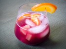 Sangria with Pineapple and Guava