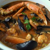 San Francisco-Style Cioppino