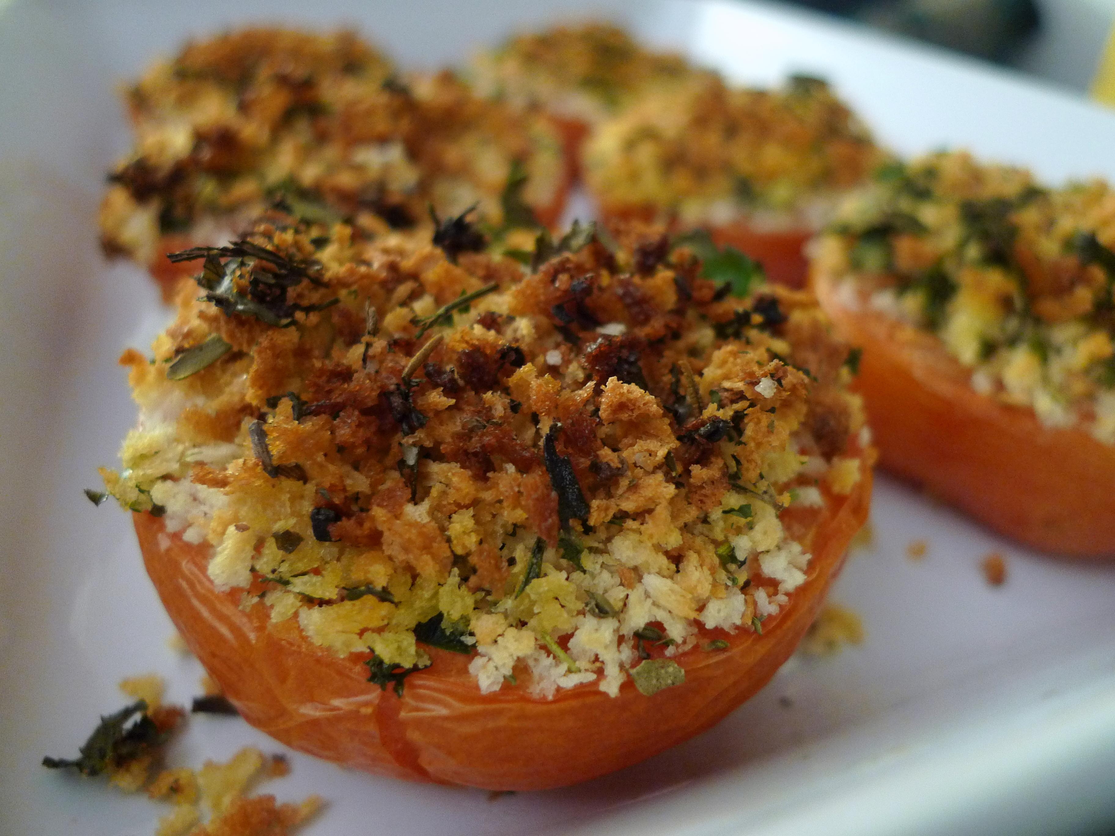 Provençal Roast Tomatoes | food comas