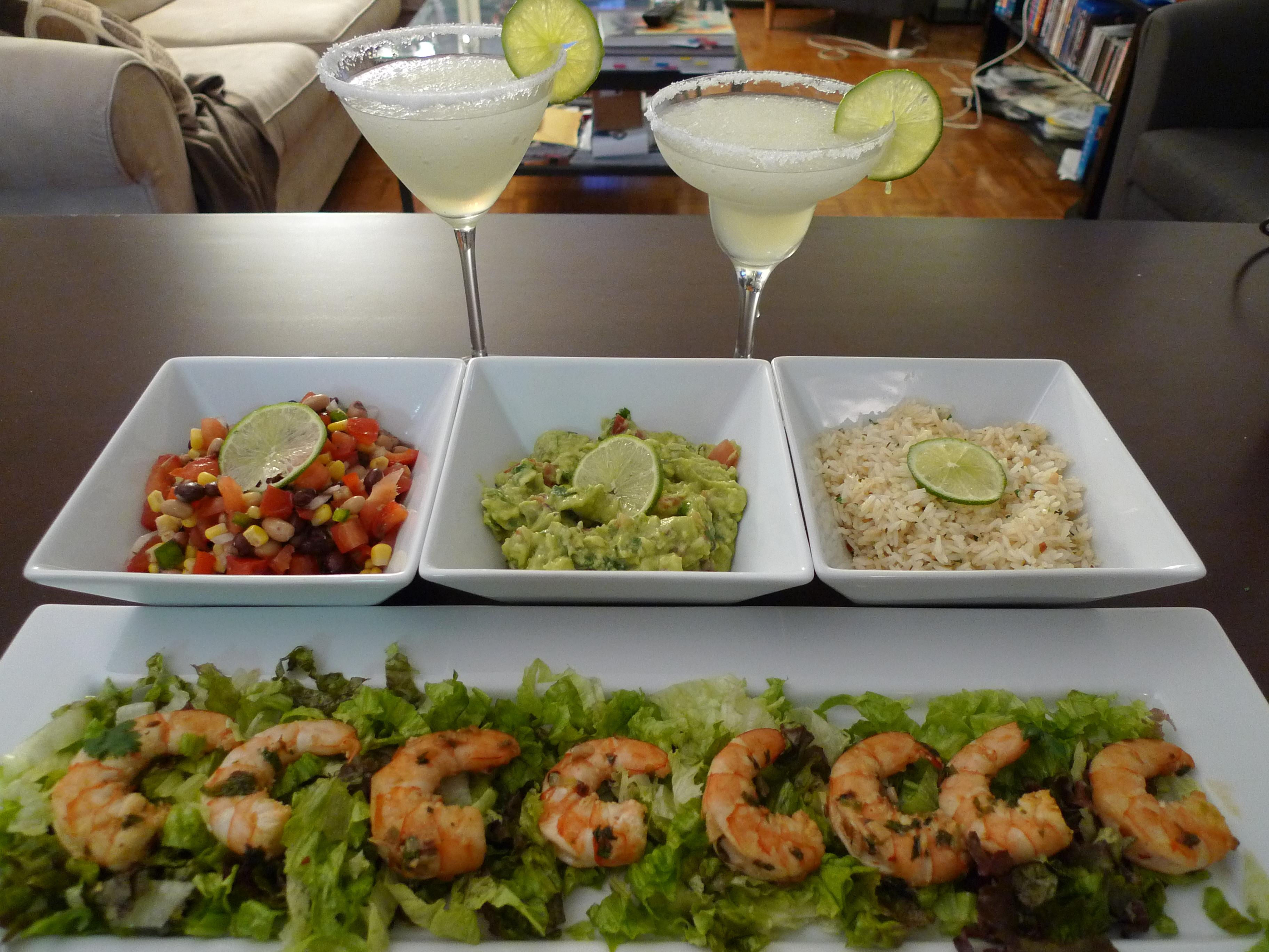 Tequila Lime Shrimp Tacos | food comas