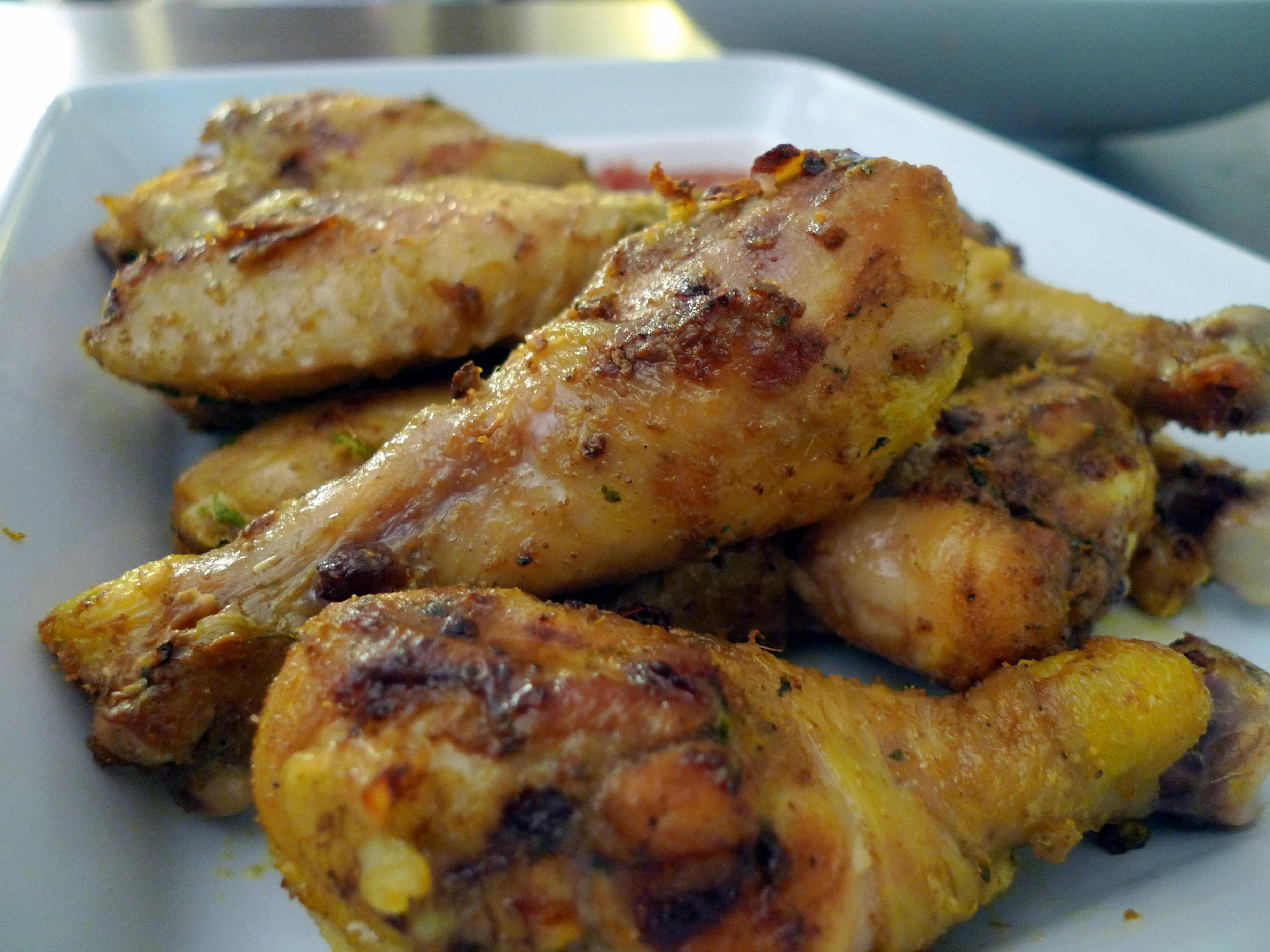 Thai Barbeque Chicken Food Comas