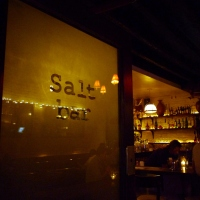 Salt and Salt Bar, NYC