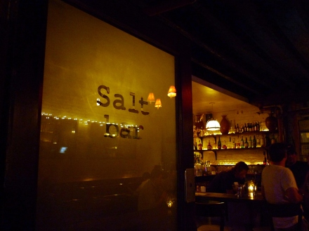 Salt Bar (LES)