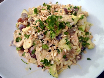 Lady Marmalade Chicken Salad
