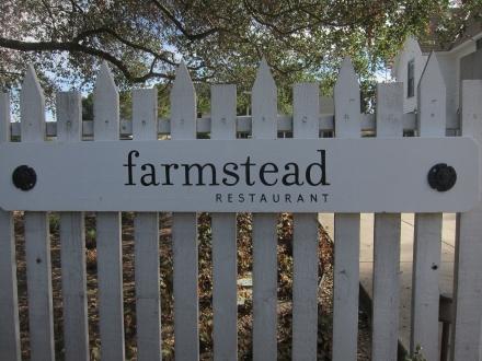 Farmstead restaurant