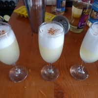 Chilean Pisco Sour