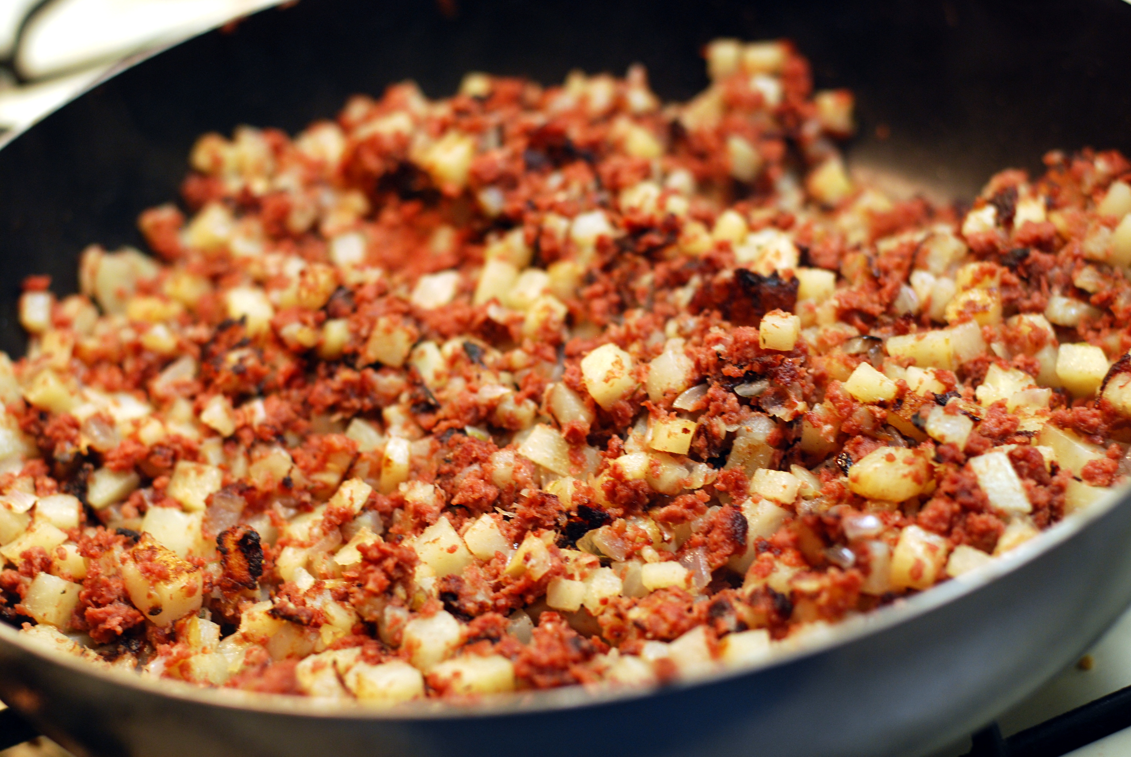 Corned Beef Hash | food comas
