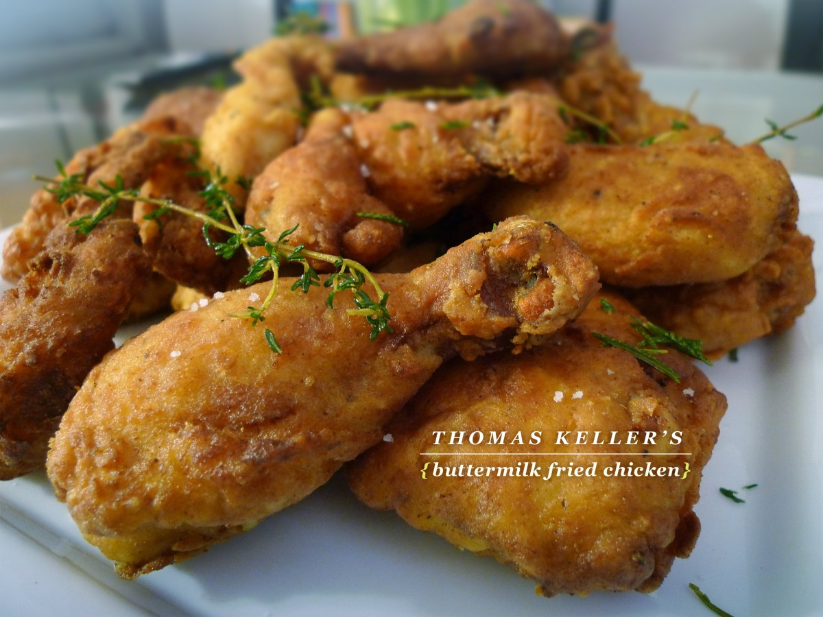 Buttermilk Fried Chicken | food comas