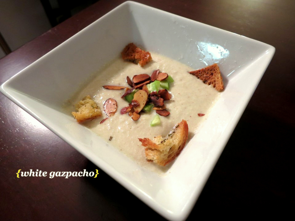 White Gazpacho Recipes — Dishmaps