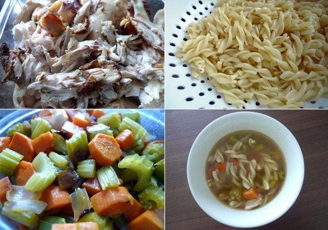 chicken noodle soup 101