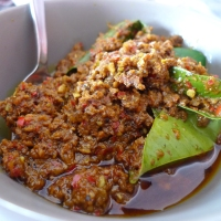 Base be Pasih (Spice Paste for Seafood)