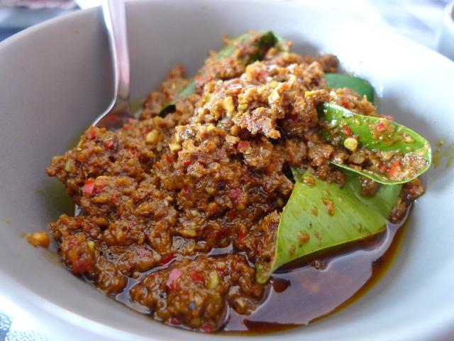 base be pasih - seafood paste