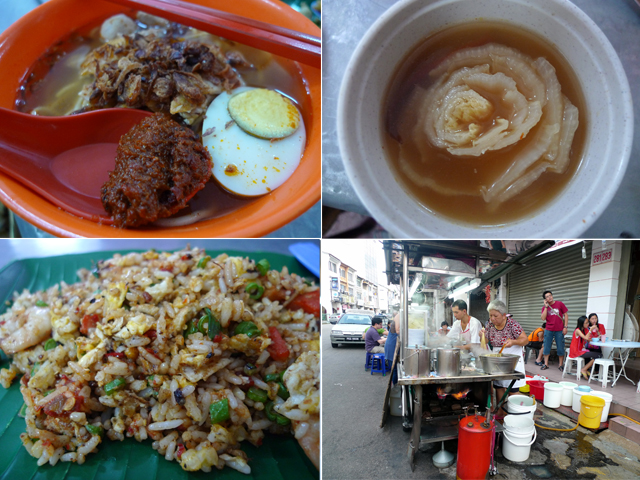 street food crawl
