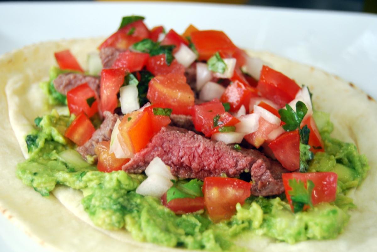 Skirt Steak Tacos | food comas