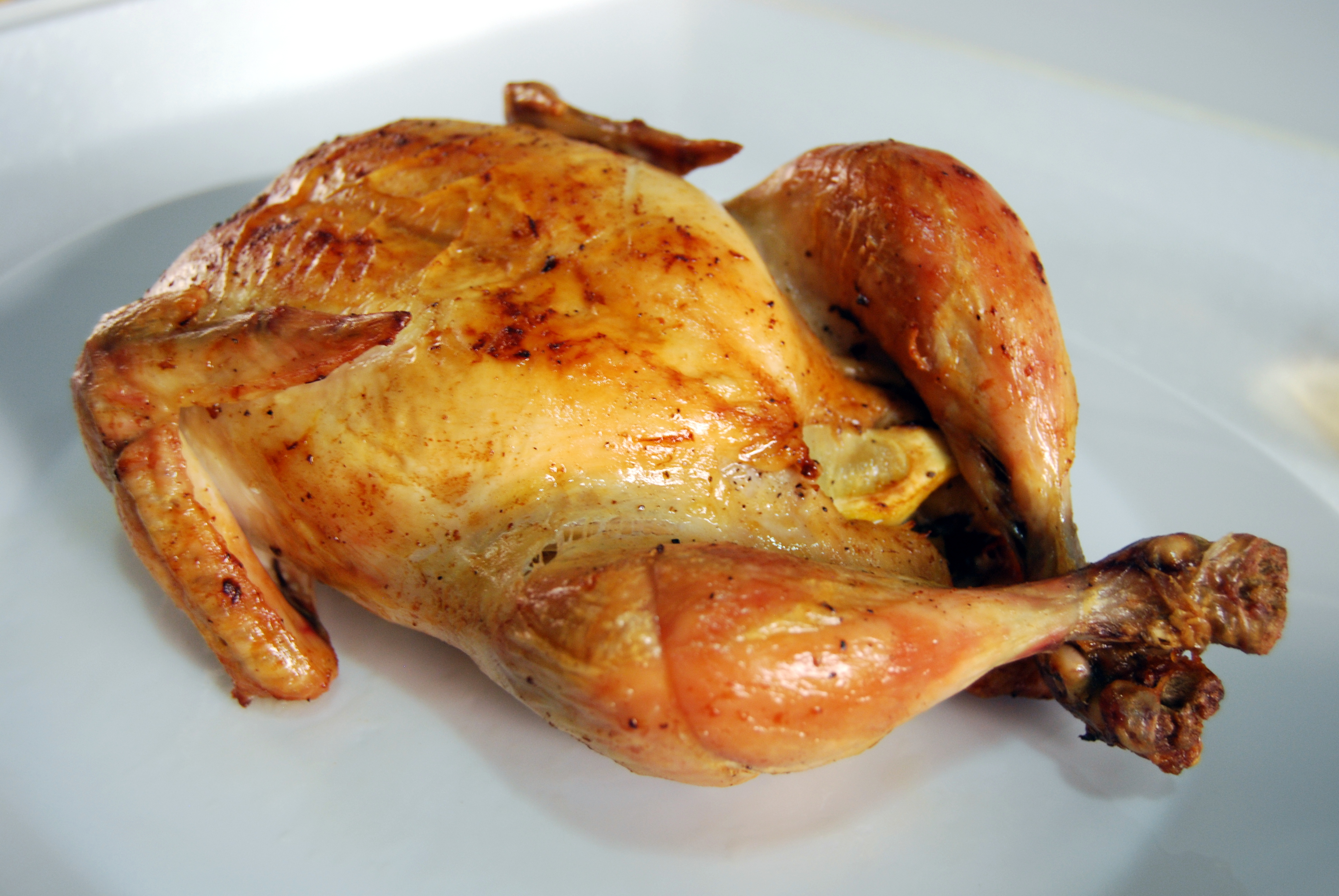 This is the easiest roast chicken recipe I have ever done, and all it ...