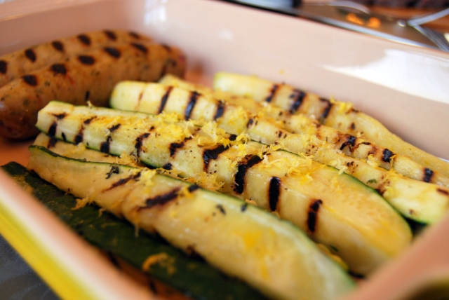 adore grilling vegetables. It makes it feel like summer — and not ...