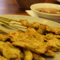 Thai Chicken Satay (Satay Gai)