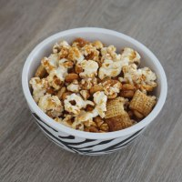 Bourbon and Honey Caramel Corn Mix